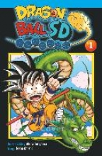 Toriyama, Akira Dragon Ball SD 1