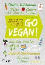 Halser, Marlene Go vegan!