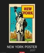 New York Poster - Kalender 2017