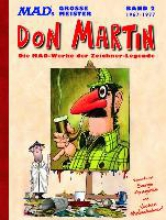 Martin, Don MADs groe Meister: Don Martin