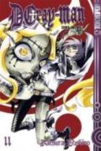 Hoshino, Katsura D.Gray-Man 11