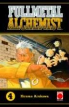 Arakawa, Hiromu Fullmetal Alchemist 04