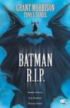 Morrison, Grant Batman R.I.P.