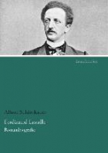 Schirokauer, Alfred Ferdinand Lassalle