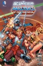 Giffen, Keith Das DC-Universum vs. Masters of the Universe