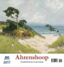 Ahrenshoop 2017 Postkartenkalender