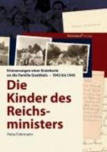 Fohrmann, Petra Die Kinder des Reichsministers