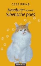 Cees Prins , Avonturen van een Siberische poes