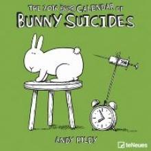 2016 Bunny Suicides 30 x 30 Grid Calendar