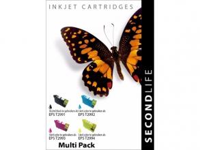, Cartridge SecondLife Epson 29 XL Multipack (T 2996)