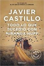 Javier Castillo , Todo lo que sucedio con Miranda Huff