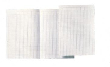 , Accountantspapier dubbel folio 14 kolommen 100vel