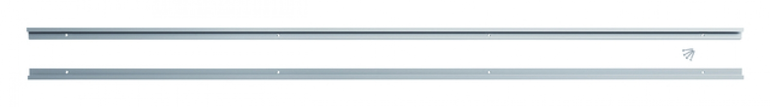 , Planbord wandgeleider A5545-148 1512mm