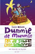 Tosca  Menten Dummie de mummie en de schat van Sohorro