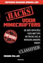 Miller, Megan Hacks voor minecrafters