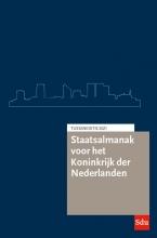Redactie Sdu , Staatsalmanak Koninkrijk der Nederlanden. Tusseneditie 2021