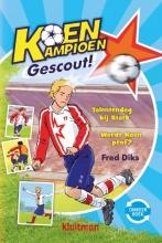 Fred Diks , Gescout! & gaat internationaal