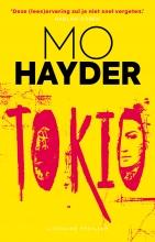Mo Hayder , Tokio