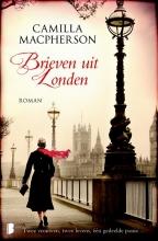 Camilla  Macpherson Brieven uit Londen