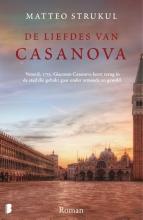 Matteo Strukul , De liefdes van Casanova