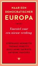 Thomas  Piketty Naar een democratischer Europa
