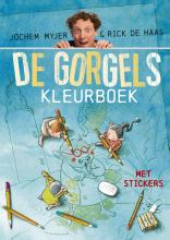 Jochem Myjer , De Gorgels Kleurboek