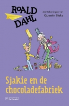 Roald  Dahl Sjakie en de chocoladefabriek