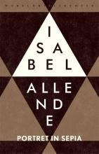 Isabel Allende , Portret in sepia