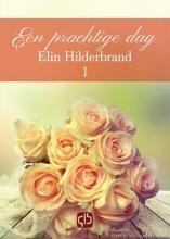 Elin  Hilderbrand Een prachtige dag - grote letter uitgave