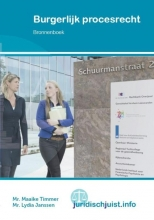 Lydia  Janssen Burgerlijk procesrecht Bronnenboek