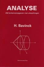Bavinck , Analyse 250 tentamenopgaven met uitwerkingen