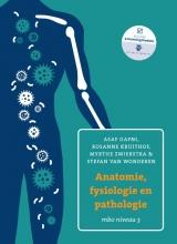 Stefan van Wonderen Asaf Gafni  Rosanne Kruithof, Anatomie, fysiologie en pathologie mbo niveau 3