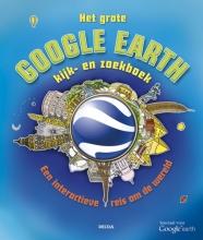 Clive  Gifford Het grote Google earth kijk- en zoekboek