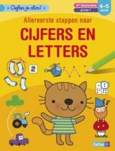 ZNU Allereerste stappen naar cijfers en letters (4-5 j.)