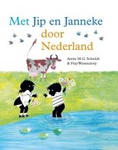 Annie M.G. Schmidt , Met Jip en Janneke door Nederland