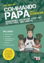 Neil Sinclair , Commando papa-het kookboek