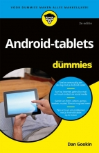 Dan Gookin , Android-tablets voor Dummie
