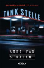 Auke van Stralen , Tankstelle