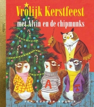 David Corwin , Vrolijk Kerstfeest met Alvin en de Chipmunks