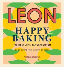 Henry Dimbleby Claire Ptak, LEON Happy Baking