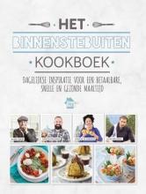 Alain  Caron, Ramon  Brugman, Sharon de  Miranda, Leon  Mazairac Het BinnensteBuiten kookboek