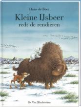 Hans de Beer Kleine IJsbeer redt de rendieren