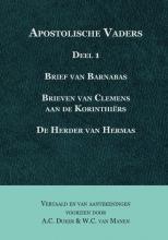 A.C.  Duker, W.C. van Manen Apostolische vaders deel 1
