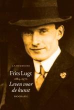 J.F.  Heijbroek Frits Lugt 1884-1970