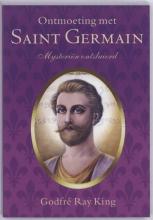 Godfré Ray King , Ontmoeting met Saint Germain