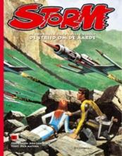 Dick  Matena Storm 5 - De strijd om de aarde