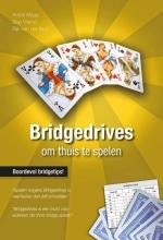 Rijk van der Krol Anton Maas  Bep Vriend, Bridgedrives om thuis te spelen Deel 6