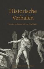 Marjolijn van de Gender, Key  Pol, Denise Michelle  Tengeler Historische Verhalen. Korte verhalen uit de Oudheid