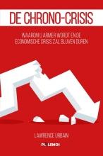 Lawrence Urbain , De chrono-crisis