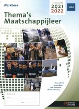 Jasper van den Broeke , Thema`s Maatschappijleer VWO 2021-2022 werkboek